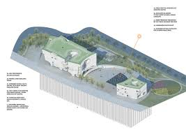 steven holl architects u0027 cultural and health center made of white