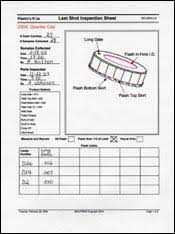 part inspection report template creating a mold repair plan part ii the last inspection