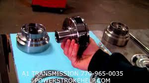 Ford Diesel Truck Reliability - custom transmission for powerstroke ford diesel trucks youtube