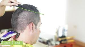haircut with 12 clippers how to use hair clippers with pictures wikihow