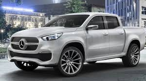 mercedes trucks for sale in usa the 2018 mercedes x class luxury truck is finally