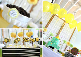 Simple Baby Shower Ideas by Supergirl Party Favors Bumble Bee Baby Shower Food Ideas Simple