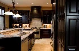 mocha kitchen cabinets mocha kitchen 20x20 inch tiles custom cabinets and hood