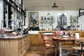 décoration cuisine ma cuisine aux airs de brocante côté maison