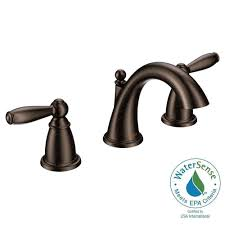 kingston brass high arch oil rubbed bronze widespread bathroom