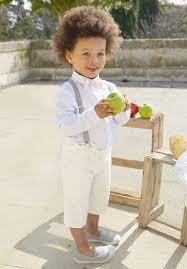 tenue enfant mariage tenue garcon prêt à porter féminin et masculin