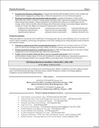 consulting resume exles consulting resume exle for executive page exles business
