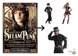 steampunk halloween costume book character halloween costumes