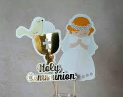 First Holy Communion Decorations Communion Decoration Etsy