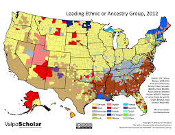 Interactive Map Of Usa by Maptitude Map Predominant Us Regional Ancestry Maps Of Ancestry