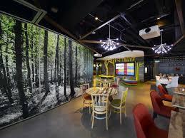 Google Dublin Office 100 Google Office Google Mexico Space Archdaily Google