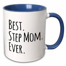Best Coffee Mug Designs Amazon Com 3drose Mug 151543 1 Best Step Mom Ever Gifts For