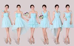 blue bridesmaid dresses cheap bridesmaid dress prom dress
