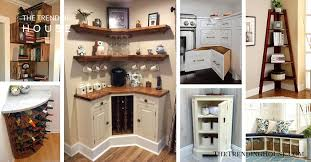 corner storage cabinet in kitchen 38 handy corner storage ideas that will help you maximize