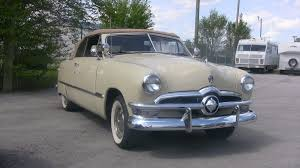 Classic Ford Truck Database - 1950 ford convertible stock a103 for sale near cornelius nc