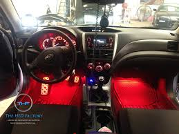 Interior Lighting For Cars Houston Automotive Interior Lighting The Hid Factory