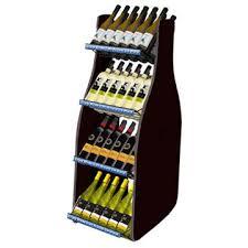 china wine display rack from zhangjiagang manufacturer wine