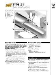 type 21 john crane pdf catalogue technical documentation