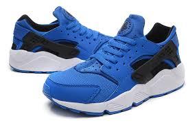 Comfortable Nike Shoes Authentic Get Comfortable Nike Air Huarache 2016 Blue Black Men