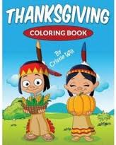 savings on thanksgiving coloring activity book