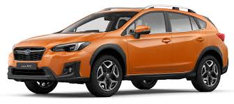 subaru xv 2018 subaru xv gets five star ancap safety rating