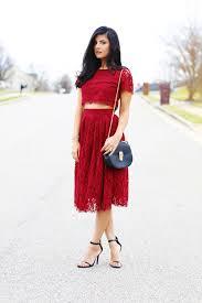 valentines dress how to wear crop top dress on valentines day zunera serena