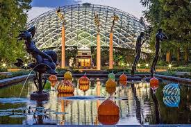 St Louis Botanical Garden Hours Highlights Of St Louis Explore St Louis