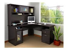 Black Corner Office Desk Lovely Design Corner Desk With Hutch Ideas Corner Office Desk With