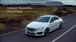 mercedes ads mercedes benz cla tv ad