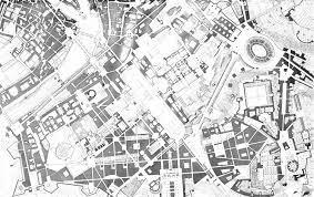Pruitt Igoe Floor Plan by Colin Rowe Roma Interrotta Inspiration Drawings Pinterest