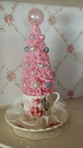 Shabby Chic Christmas Tree by 13 Best Shabby Chic Christmas Trees Images On Pinterest Shabby