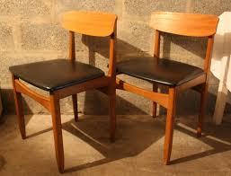 50s Dining Chairs Retro Dining Set Teak U2014 Derektime Design Back To Retro Dining