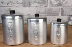 retro kitchen canisters stunning retro kitchen canisters u vintage pyrex love picture for