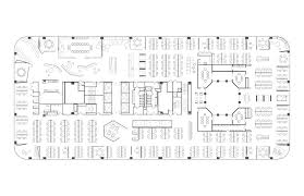 New Floor Plan Gallery Of Saatchi U0026 Saatchi New York Office M Moser Associates 13