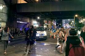 borough market stabbing breaking news london england terror attacks along the london