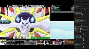 The Revolution Begins Twitch Plays Pokemon Know Your Meme - twitch plays pok礬mon sun hour 298 to 299 youtube