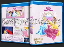 sleeping beauty disney princess collection blu ray cover dvd