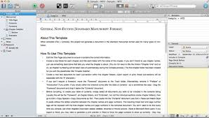 how to create a manuscript with scrivener make tech easier