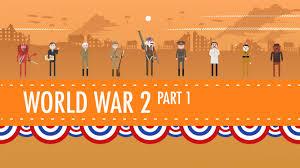 world war ii part 1 crash course us history 35 youtube