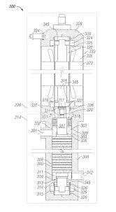 patent us8696331 pump with magnetic bearings google patents