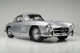 mercedes 300sl 1955 mercedes 300sl gullwing coupe 161313