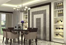 Stunning Modern Dining Room Wall Decor Ideas Ideas Room Design - Modern dining room decoration