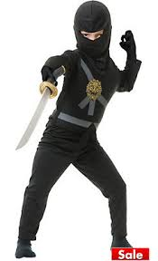 Ninja Halloween Costume Kids Boys Ninja Costumes Kids Ninja Halloween Costumes Party