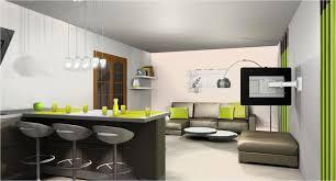 cuisine ouverte sur salon idee amenagement cuisine ouverte sur salon laby co
