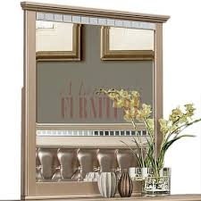 Simmons Upholstery Simmons Upholstery U0026 Casegoods Dressers Hollywood Champagne 1008