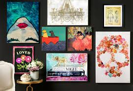 Gallery Art Wall How To Create A Gallery Wall Diy Glamour