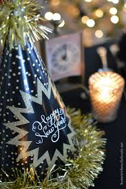 Happy New Year Decorations Pin By Robin M On Happy New Year Pinterest New Years Eve