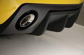 2010 camaro rear diffuser 2010 14 camaro havoc rockers chevrolet oem parts cdc