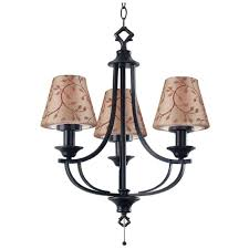 home depot outdoor chandelier lighting kenroy home belmont 23 in 3 light oil rubbed bronze outdoor