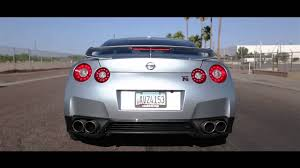 modified nissan skyline r35 nissan skyline r35 exhaust sound youtube